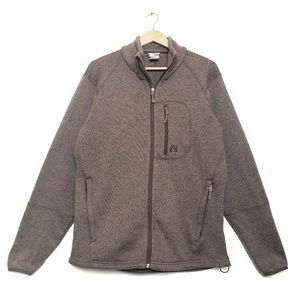 Avalanche | Men's full zip cardigan sweater